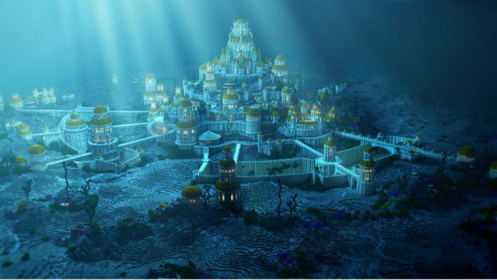 10 малоизвестных фактов о потерянной Атлантиде