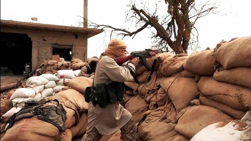Минобороны обнаружило американскую технику в районах САР, контролируемых ИГ