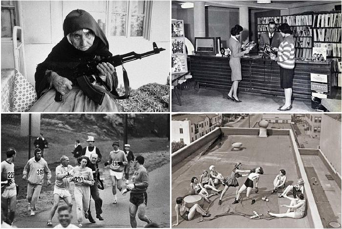 Сильные женщины, которые изменили историю.