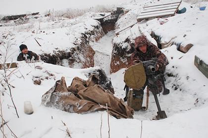 Киев предрек широкомасштабное наступление ополченцев