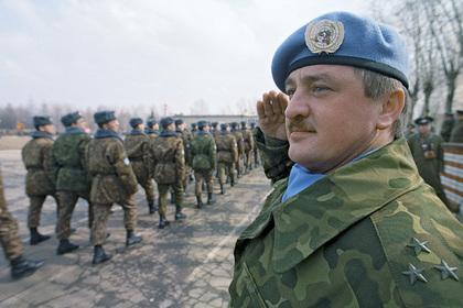 Более 100 тысяч человек выступили за отправку миротворцев на Украину