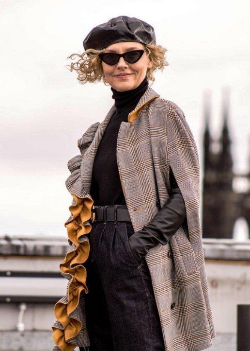 """Мода для женщин """"за 50"""" от англичанки renia jaz"""