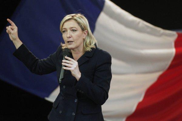 Марин Ле Пен: «Евросоюз теряет дыхание. Мы свергнем его изнутри»