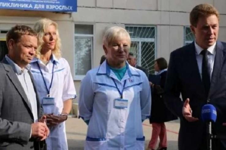 Реформа медицины в Севастопо…