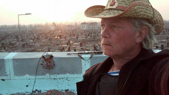 «В США вернусь только сидя за рычагами Т-72». Американец о войне в Донбассе и советском оружии