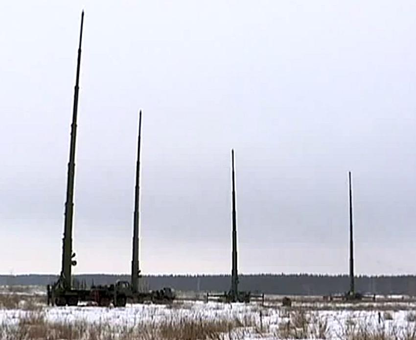 Российские средства радиоэлектронной борьбы угрожают силам НАТО