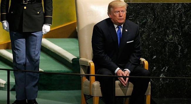 """Трамп заявил, что """"полностью уничтожит"""" Северную Корею. Это объявление войны?"""