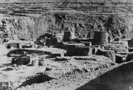 Восставшие в аду. Тайна крепости Бадабер
