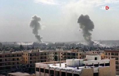 МИД России: террористы в Сирии готовят провокации с химоружием