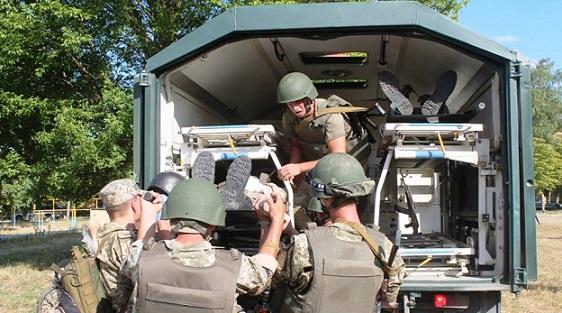 Подготовка к наступлению ВСУ: Под Мариуполь переброшены мобильные морги