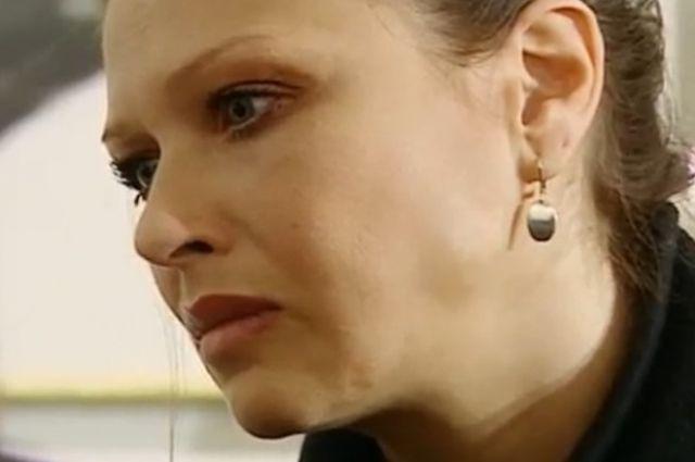 Актрису Марианна Рубинчик госпитализировали с ожогами более 50% тела