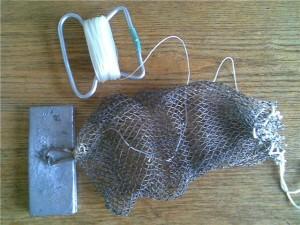 как сделать колечки для рыбалки