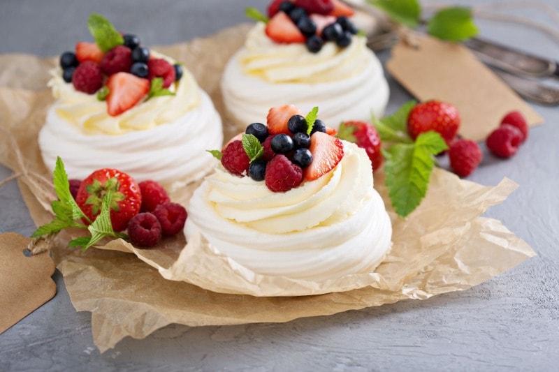 Восхитительный десерт для ле…