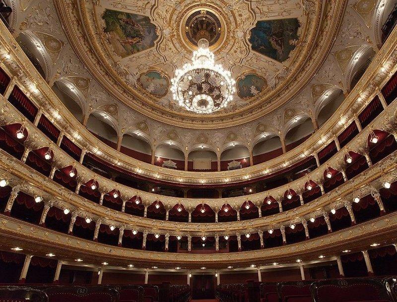 2. Одесский оперный театр, Украина интересно, спектакль, театр, театральная россия, театры оперы, фото