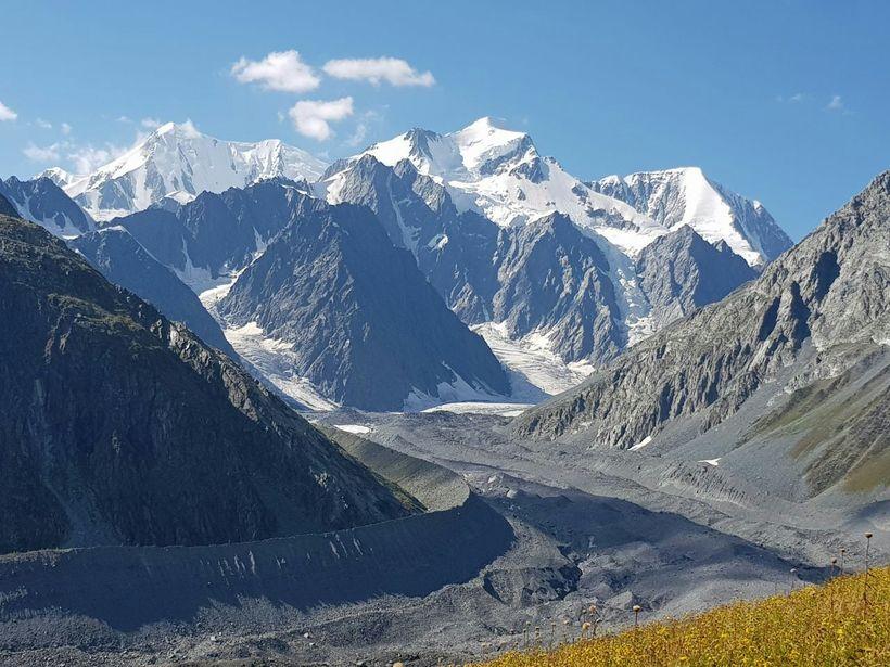 Глобальное потепление заметно даже в Сибири: ледники Алтая стремительно отступают