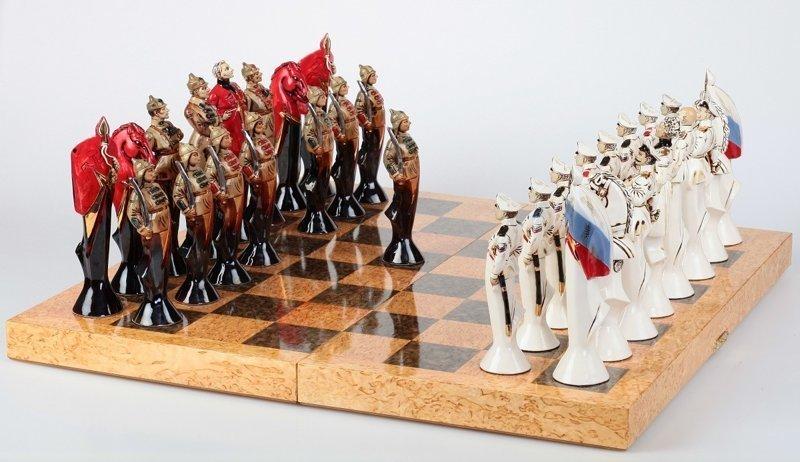 Играть в шахматы когда-то было постыдно и даже запрещено