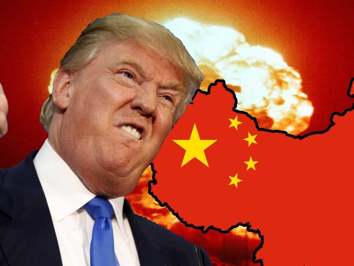 СМИ США: Главный враг не только Россия, но и Китай