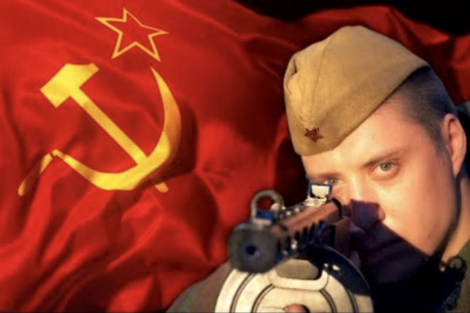 Как питались советские солдаты.