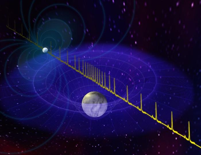 Астрономы обнаружили самую большую из всех известных нейтронную звезду