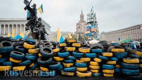Итоги «революции достоинства»: активисты майдана покидают Украину