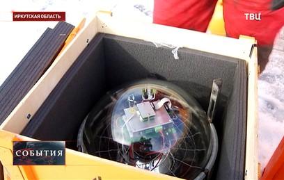 На Байкале запустили подводный нейтринный телескоп