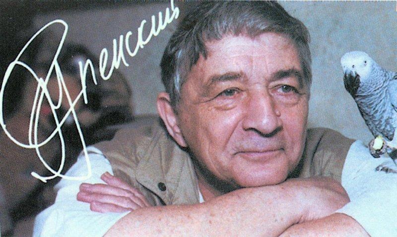 Скончался знаменитый писатель Эдуард Успенский