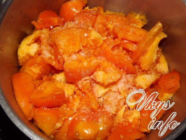 zheltye pomidory v tomate shag 2