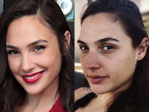 Голливудские актрисы публикуют в инстаграме фото без макияжа. вам нравится?