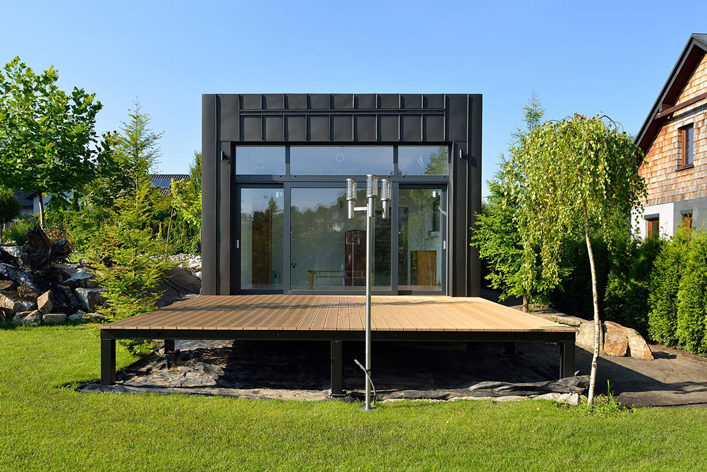 Оригинальный дом в Польше всего в $43000