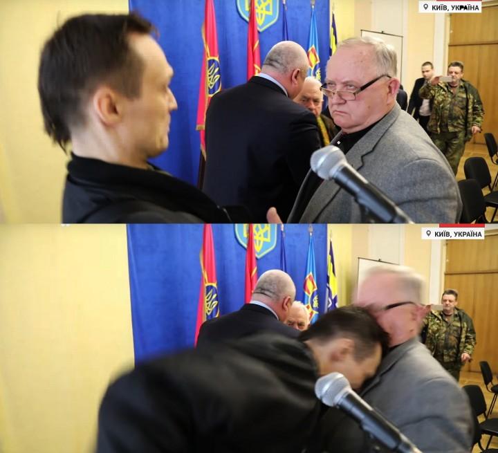 В МВД Украины рассказали, как не быть побитым на 9 мая