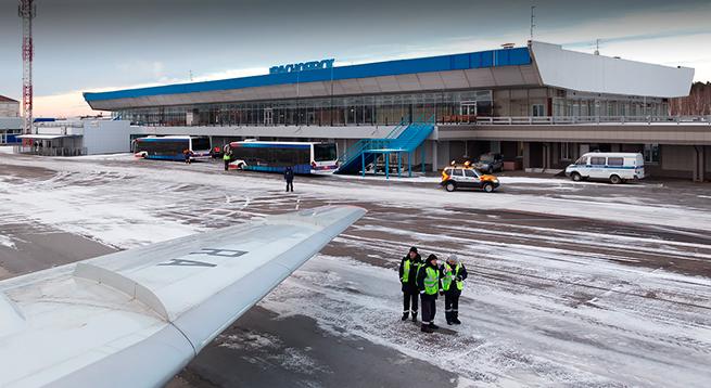 В Красноярске к аэропорту «Емельяново» подведут железную дорогу