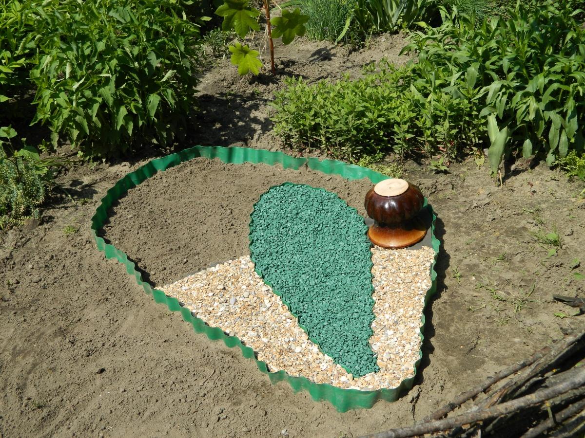 Клумба из бетонного кольца своими руками фото пошаговая инструкция