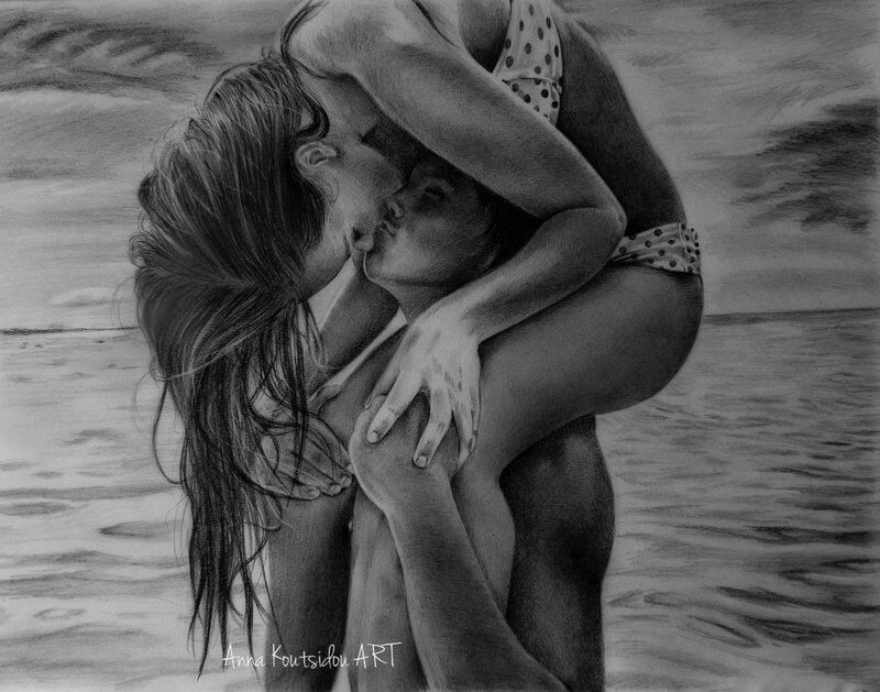 Image result for sweet kiss to my love