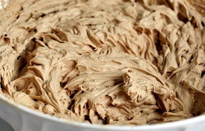 Впервые узнала об этом рецепте вчера: Кофейный крем на основе маскарпоне