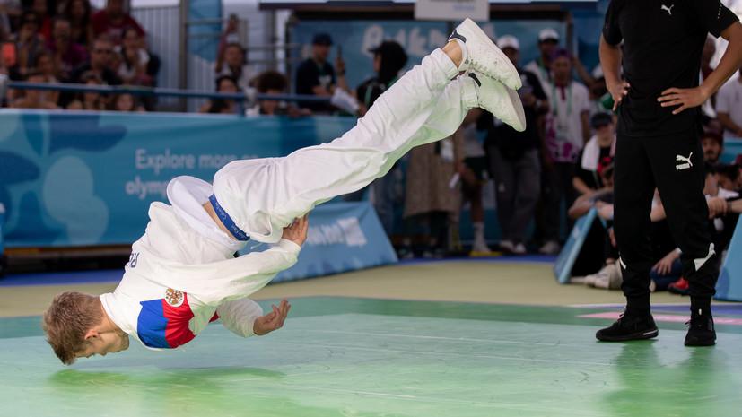 Определён знаменосец сборной России на закрытии юношеских Олимпийских игр