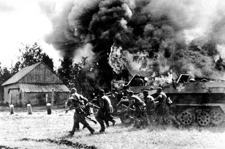 Как зверствовали каратели СС на оккупированной территории СССР