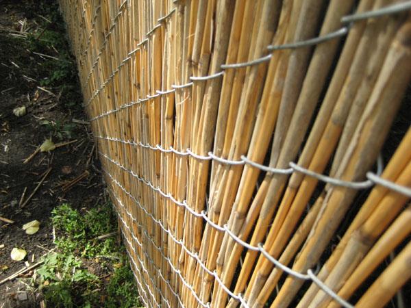 Плетение из камыша и тростника