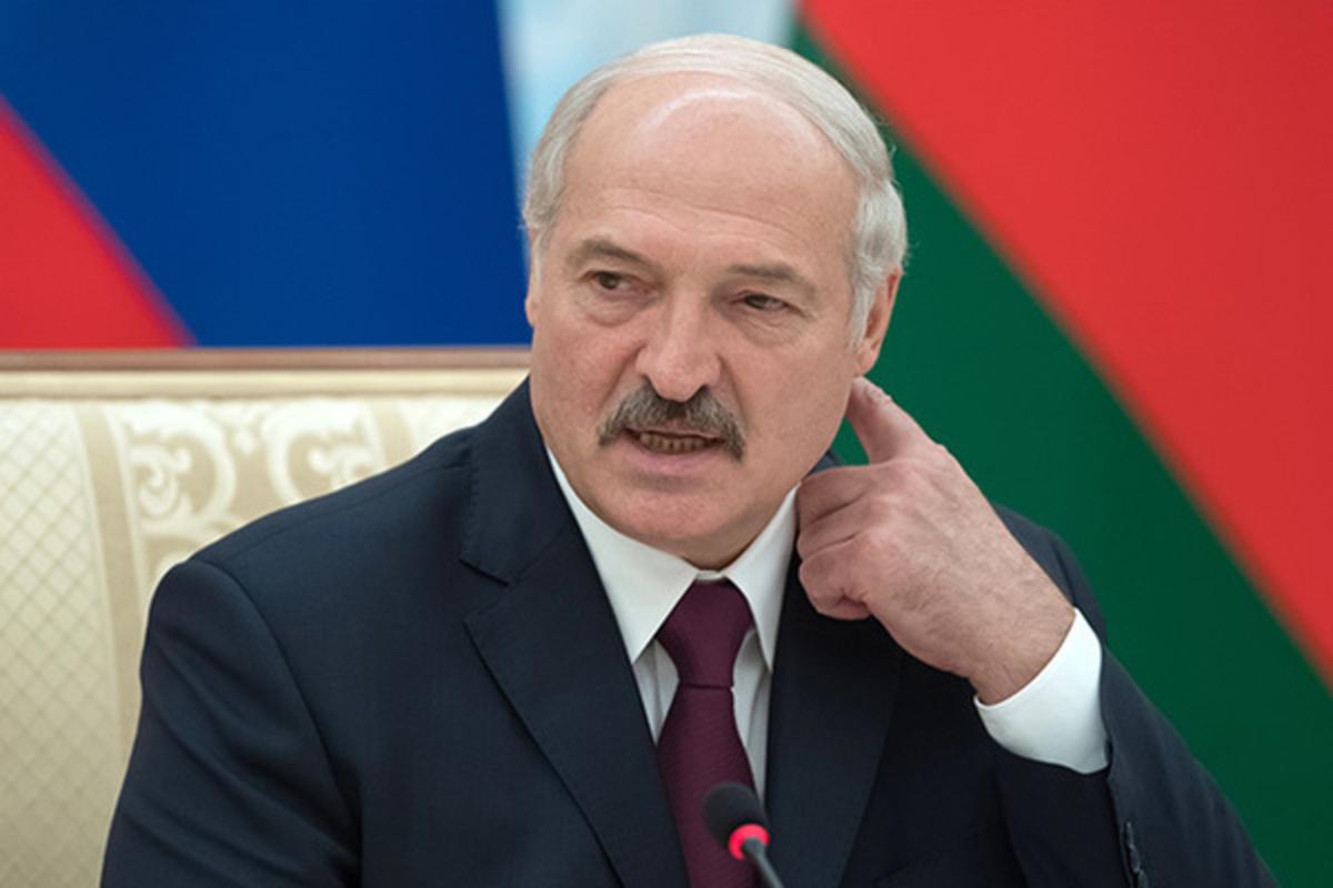 Лукашенко упрекнул россиян в…