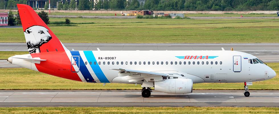 Авиакомпания Ямал не намерена платить за сломанные самолеты SSJ-100