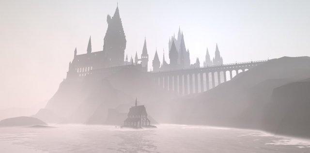 Экскурсия по Хогвартсу
