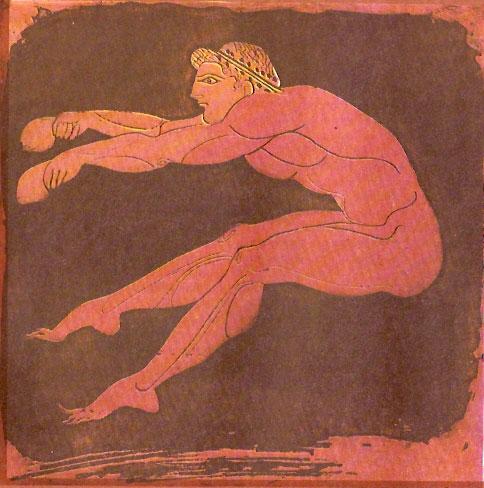 Древние цивилизации. Олимпийский прыжок в Древней Греции