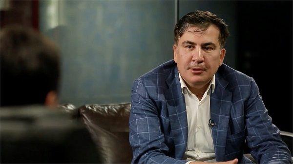 Саакашвили: Порошенко намере…
