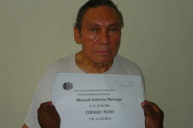 В Панаме скончался 83-летний бывший диктатор Мануэль Норьега