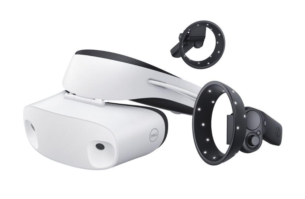 Гарнитура смешанной реальности Dell Visor выйдет в октябре
