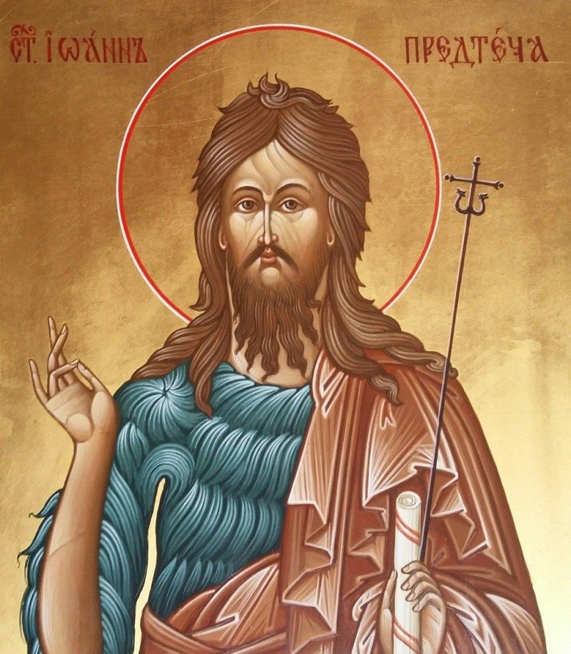 Традиции в День Усекновения главы Иоанна Предтечи