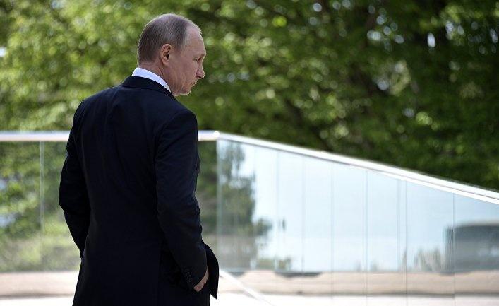 В. Путин: Для победы над терроризмом нужно международное сотрудничество, а не двойные стандарты Запада!