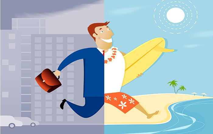 Как компенсировать неиспользованный отпуск