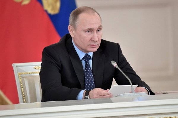 Владимир Путин перечислил ме…