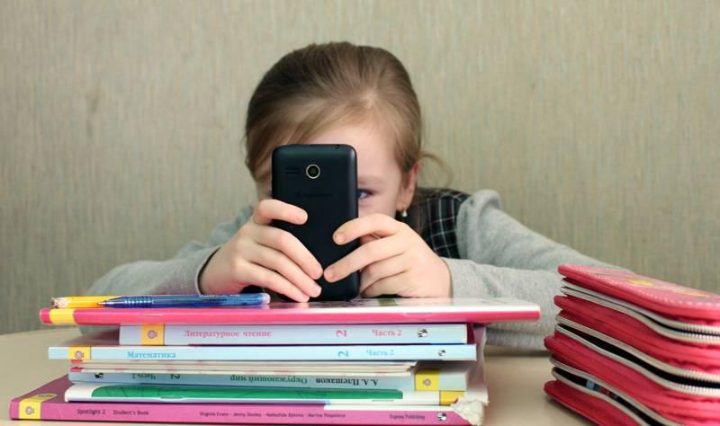 Запретить смартфоны на занят…