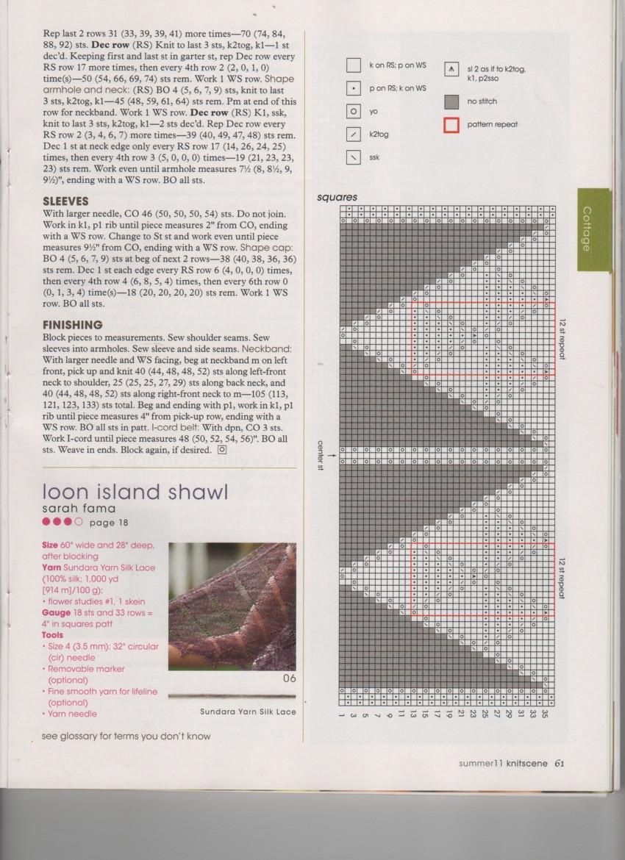Knitscene 2011 夏季 - 紫苏 - 紫苏的博客